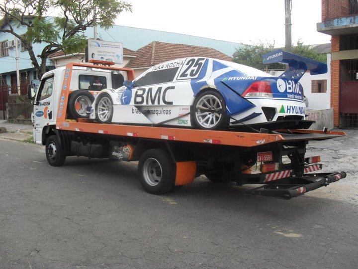 Entenda como feito o transporte de ve culos for Carros para transportar