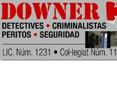 Logo Downer Detectives